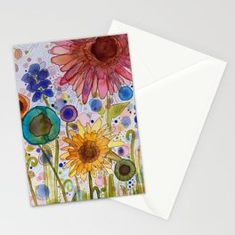 Summertime 2 Stationery Cards
