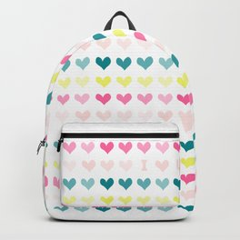 I heart you Backpack