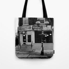 Rue de Grand-Pre, Montreal Tote Bag