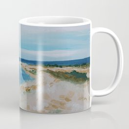 By the Sea Side Coffee Mug