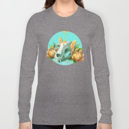 Clem-mew-tine Long Sleeve T-shirt