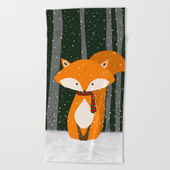 Ready For the Holidays Beach Towel