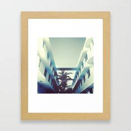 MIAMI HEAT Framed Art Print