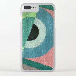 rotate Clear iPhone Case
