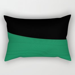 Left The Matrix Rectangular Pillow