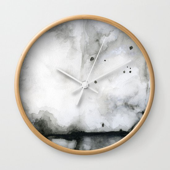 First Chance Wall Clock