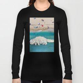 cat spirit Long Sleeve T-shirt