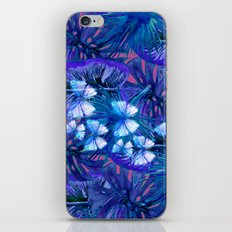 My Tropical Garden 7 iPhone Skin