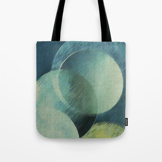 The Phases of the Blue Moons Tote Bag