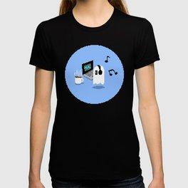 Undertale Napstablook Chill Pixel Art T-shirt