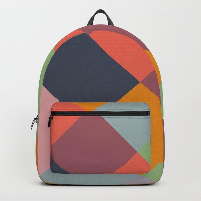 GEOMETRIC PATTERN 733 Backpack