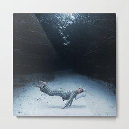 An Underwater Spell Metal Print