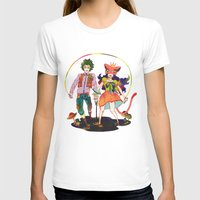 lsd T-shirts featuring LSD love by Natsuki Otani