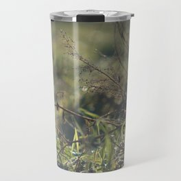 Light on Grass Travel Mug