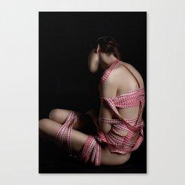 fetish Canvas Print
