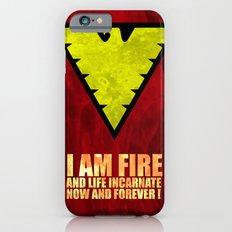 X-Men: Dark Phoenix - I am fire and life incarnate Slim Case iPhone 6s