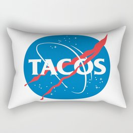 Tacos Rectangular Pillow