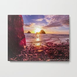 Romancing the Cave Metal Print