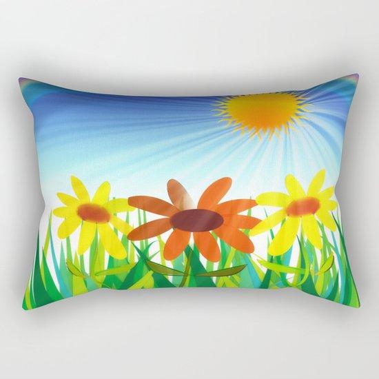 Let the Sun Shine In Rectangular Pillow