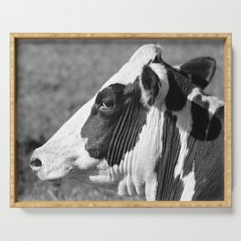 Bessie the Cow Serving Tray