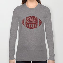 Ohio State Football Long Sleeve T-shirt