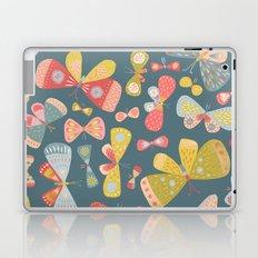 Butterfly Tango Dark Laptop & iPad Skin