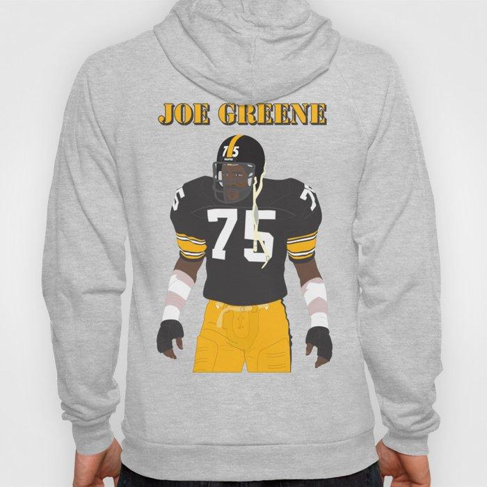 Steelers - Joe Greene - 1978 (Vector Art) Hoody