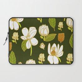 Sweet Magnolia Laptop Sleeve