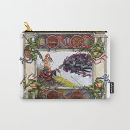 The Creation of Awesome Carry-All Pouch