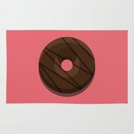 1DONUT - Chocolate Indulgence Rug