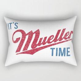 IT'S MUELLER TIME Investigate Impeach Anti-Trump Rectangular Pillow