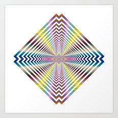 Mix #5 Art Print