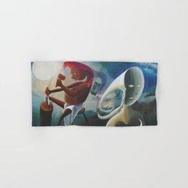 Self-Made Man and Empty-Headed Woman (1994) Hand & Bath Towel
