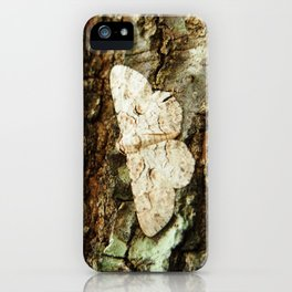 Wood and Wings iPhone Case