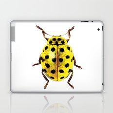 Insecte jaune et noir colors fashion Jacob's Paris Laptop & iPad Skin