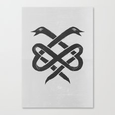 The Infinity Canvas Print