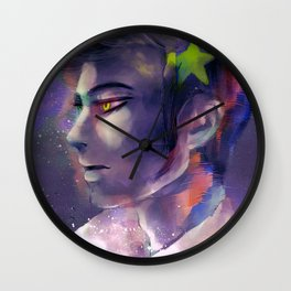 A matter of life and death Wall Clock