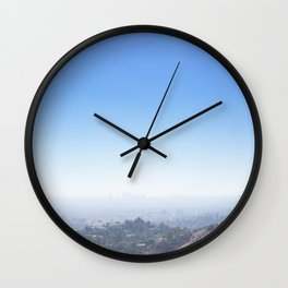 Lost Angeles Wall Clock