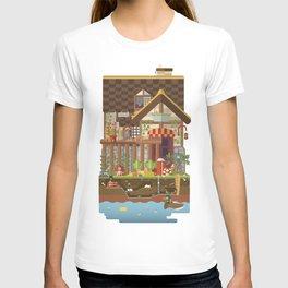 Big World, Little People T-shirt