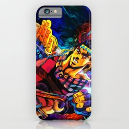 Colorful Joseph iPhone Case