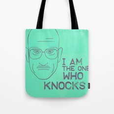 Breaking Bad - Faces - Walter White Tote Bag