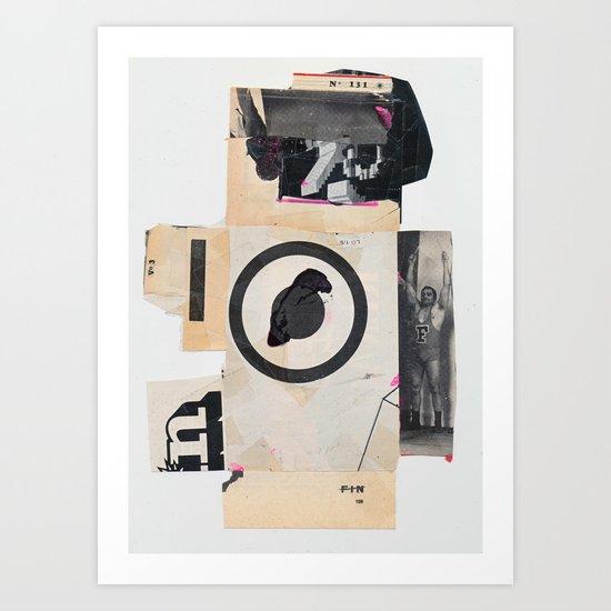 KAFEFAKE Art Print