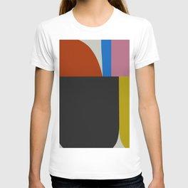 Mid Century Modern Vintage 12 T-shirt