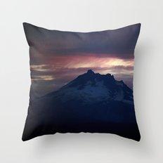 Jefferson at Sunset Throw Pillow