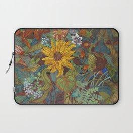 flower 2【Japanese painting】 Laptop Sleeve