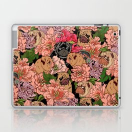 Because Pugs Laptop & iPad Skin