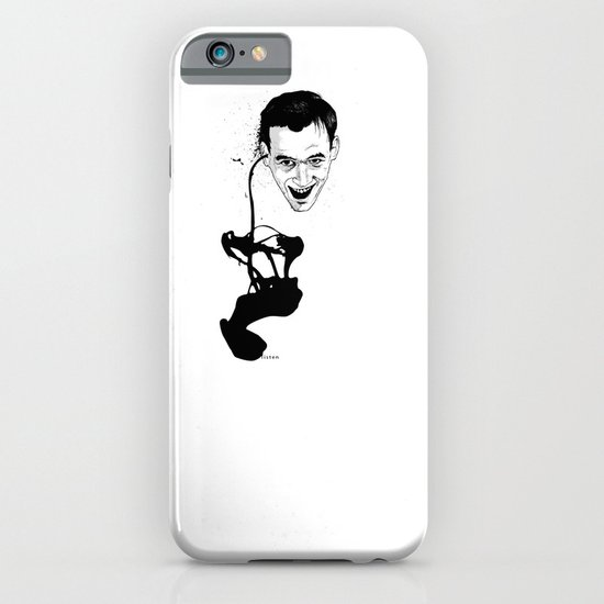 listen iPhone & iPod Case