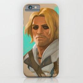 Ken Way iPhone Case