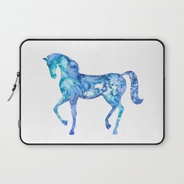 Blue horse in my dreams Laptop Sleeve