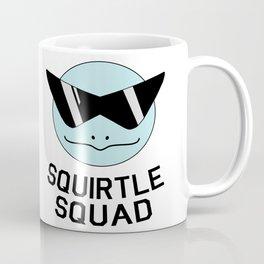 Squirtly Squad Coffee Mug